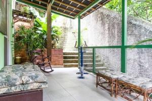 Varanda Suite Floresta - Fundos