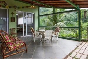 Varanda Suite Mirante - Frente
