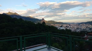 Vista Panorâmica 3 - Terraço do Mirante